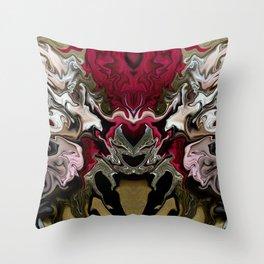 Arezzera Skecth #674 Throw Pillow