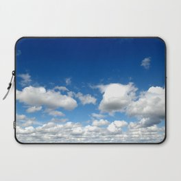 Clouds in Cheshire, England Laptop Sleeve