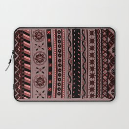 Yzor pattern 005 02 Laptop Sleeve
