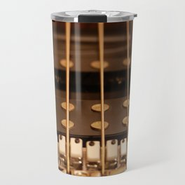 Four Strings Travel Mug