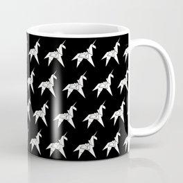 Unicorn Origami Coffee Mug