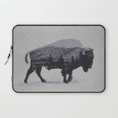 The American Bison Laptop Sleeve