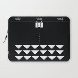 Briefs Invaders Laptop Sleeve