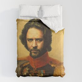 Russell Crowe - replaceface Comforters