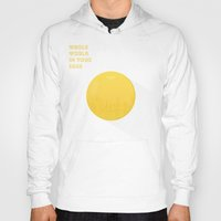 eggs Hoodies featuring Eggs by slava