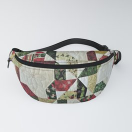 Prize Winning Quilt Fanny Pack