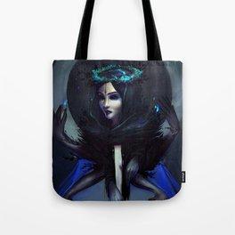 Ashen Tote Bag