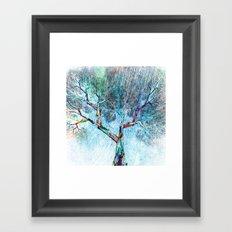 Tree Fantasy Framed Art Print