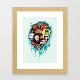 Should You Need Us 2.0 Framed Art Print