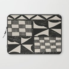 Tapa Cloth | Pacifica Patterns | Tribal Art Laptop Sleeve
