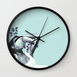 Soap Stroker Wall Clock