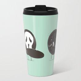 Cookies and Scream Travel Mug
