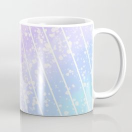 Abstract Pastel Coffee Mug