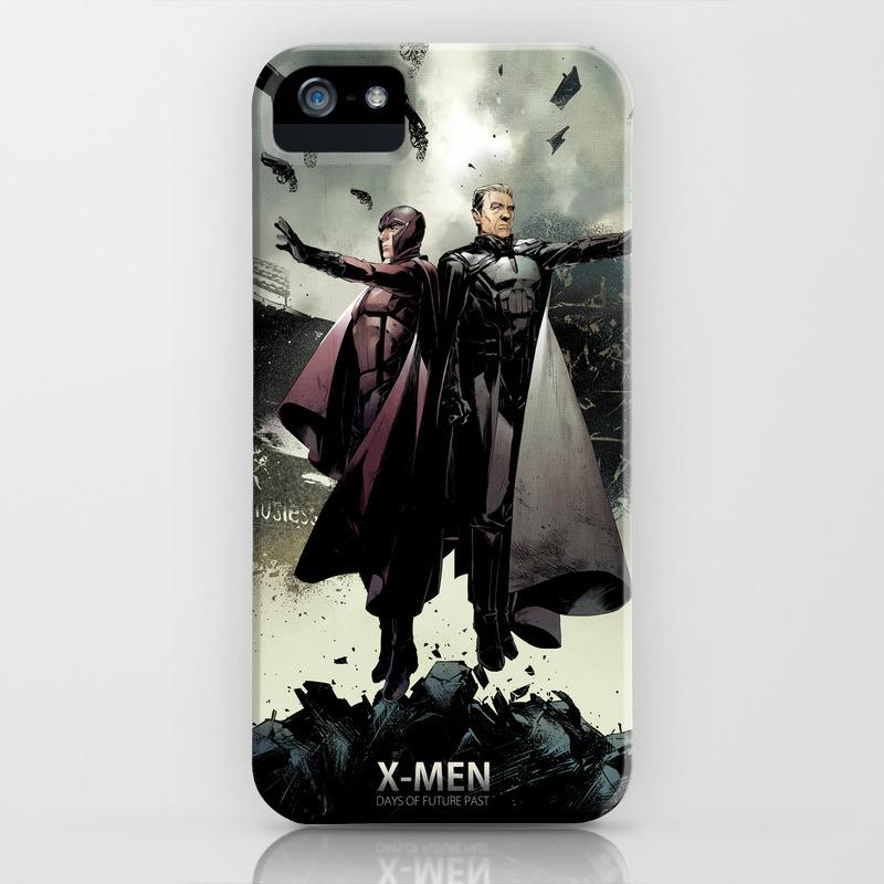 X Men Days of Future Past iphone case