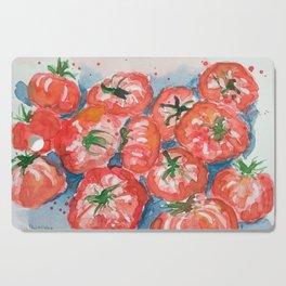 Tomatoes Cutting Board