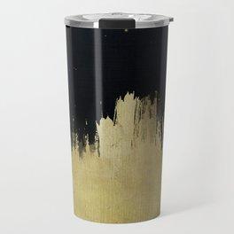 Painted Night Travel Mug
