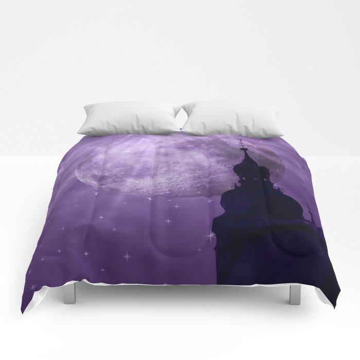 Starry Night - JUSTART © Comforters