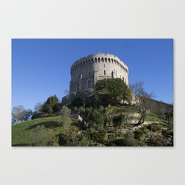 Windsor Castle Canvas Print