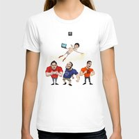 inside gaming T-shirts featuring Inside Gaming  by Haizeel Hashnan