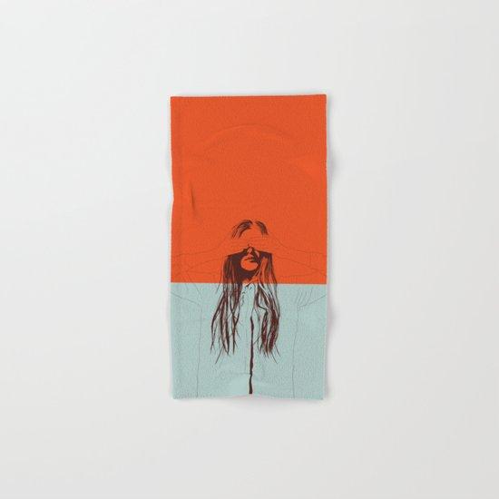 Woman Color 2 Hand & Bath Towel