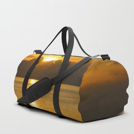 Keys Sunset Duffle Bag