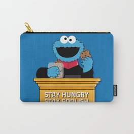 Stay Hungry. Stay Foolish. Carry-All Pouch