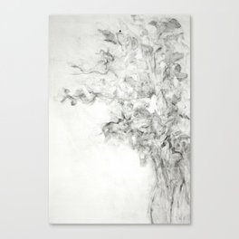 Vase of daffodil Canvas Print