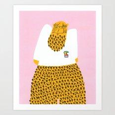 Make America Marc Again Art Print