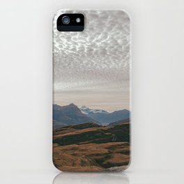 Landscapes of the Mind iPhone Case