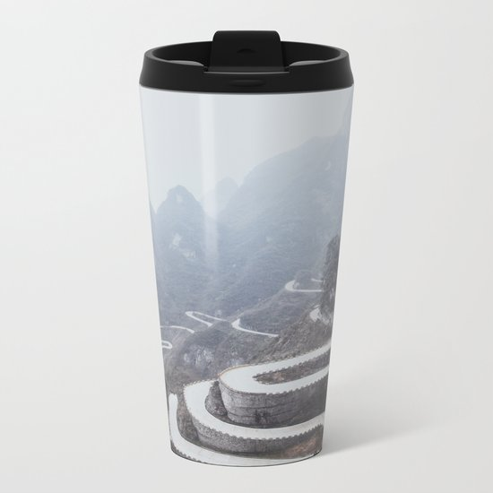 Tianmen Mountain II Metal Travel Mug