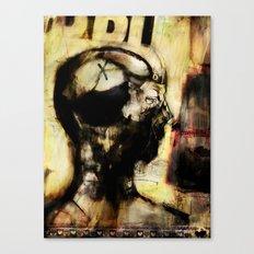 Homme de Conséquence Canvas Print