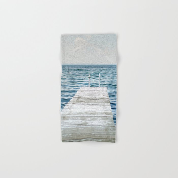 Out into the Lake Hand & Bath Towel