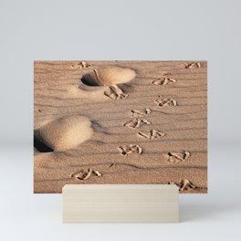SAND DUNE Mini Art Print