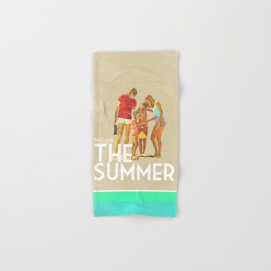 For The Summer Hand & Bath Towel