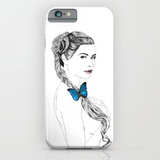 Butterfly Girl Slim Case iPhone 6s