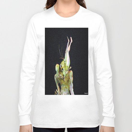 Monstre  Long Sleeve T-shirt