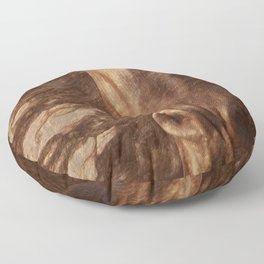 Friesian Spirit Floor Pillow