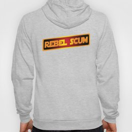 Warp Speed Rebel Scum Hoody