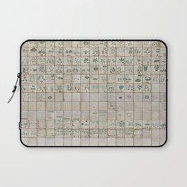 The Complete Voynich Manuscript - Natural Laptop Sleeve