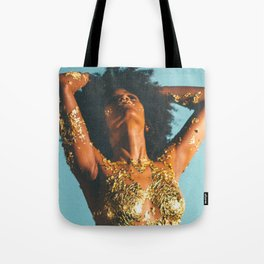 Beauty foster - skin and gold Tote Bag