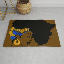 Fro African Rug