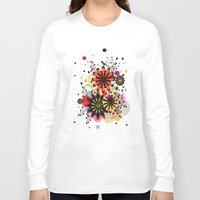 blossom Long Sleeve T-shirts featuring Blossom by Kakel