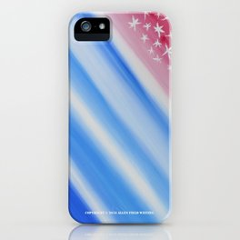 Nearly Patriotic #19 iPhone Case