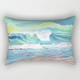 Wave 2.8 Rectangular Pillow