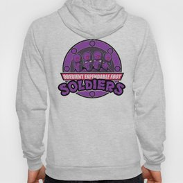 Obedient and Expendable Hoody