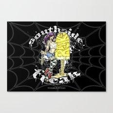 Southside Freak Canvas Print