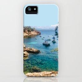 Sail Away - Ibiza iPhone Case