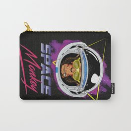 Space Monkey 1980s Carry-All Pouch