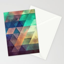 lytr vyk ryv Stationery Cards