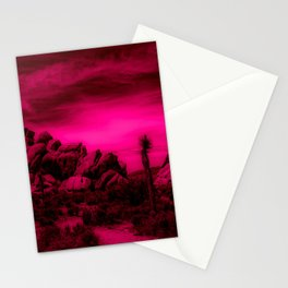 Joshua Tree #36 Stationery Cards